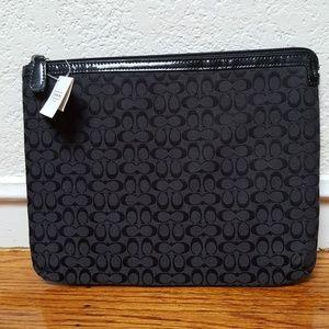 Coach Tablet Case NWT